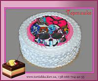 Детский торт Монстер Хай