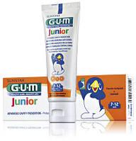 Зубная паста GUM® Junior для детей 7-12 лет