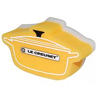 Губка для мытья посуды Кастрюлька 12*7см
