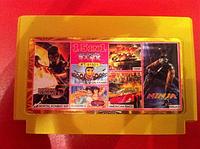 Картридж Dendy Сборник игр KT-91501