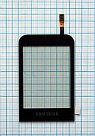 Тачскрин сенсорное стекло для Samsung GT-C3300 Champ brown