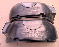 Подкрылки Mazda 626 / Мазда 626 GF (97-2002гг) седан комплект 4шт