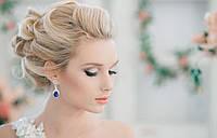 Свадебные прически и макияж любой сложности