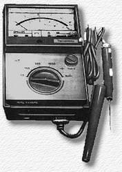 ЭМ4305 - электроизмерительный прибор для контроля магнитных полей