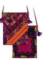 """Набор для вышивания крестом «Сумка """"Ацтеки""""» (1429АС)"""