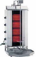 Гриль для шаурмы электрический 4 - контурный GGG KLG231