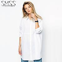 Блуза женская рубашка XXL