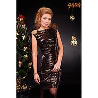Модное платье из трикотажа «Дайвинг», приталенного силуэта-