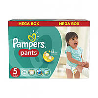 Pampers Pants Junior Мега 5, 96 шт