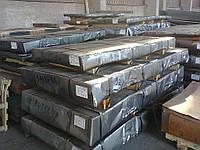 Лист стальной стальной 0,5 (х.к.) 08кп (1х2)