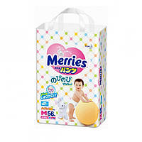 Подгузники-трусики Merries M 1 шт
