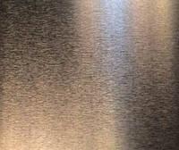 Лист нержавеющий AISI304 0,8 (1250х2600мм) 4N+PVC