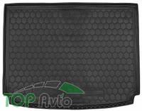 Avto Gumm Резиновый коврик в багажник SsangYong Kyron (с органайзером)