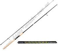 Спиннинг штекерный Kaida 101-270м, универсальный спиннинг, спиннинг 2,7 метра, спининг для рыбалки