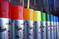 Аэрозольная краска для металла все цвета