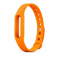 Ремешок для фитнес-браслета Mi Band Orange Xiaomi