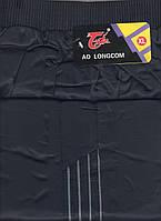 Штаны спортивные мужские AO Longcom, размеры XL-5XL, модель 0367, синие 001
