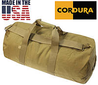 Транспортировочная сумка из кордуры (баул) USMC Fire Force Coyote