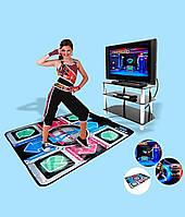 Музыкальный коврик танцевальный X-treme Dance Pad Platinum (dance mat) ПК + ТВ