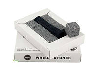 Камни для виски Whiskey Stones WS в подарочной коробке 8 камней
