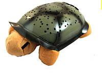 Черепаха ночник проектор звездное небо музыка