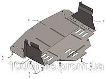 Защита картера и КПП на Renault Master III (ПРЕМИУМ) —  KOLCHUGA (Украина) - 2.0516.00