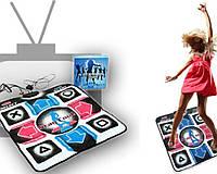 Танцевальный коврик X-TREME Dance PAD Platinum Денс Пад Платинум