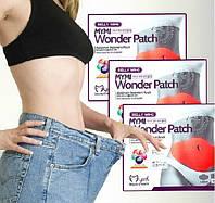 Пластырь для похудения Mymi Wonder Patch Belly Wing, эффективное средство для удаления жира з области живота