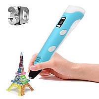 Горячая 3D ручка RP-100B с ЖК-дисплеем, 3D ручка принтер, 3D ручка MyRiwell, ручка принтер для рисования 3d