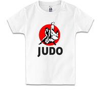 Детская футболка Дзюдо