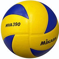 Волейбольный мяч Mikasa MVA390