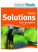 Solutions Upper-Intermediate 2nd(Second) Edition iTools (полный интерактивный курс, 2-е издание)