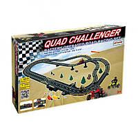 """Набор """"Гоночный трек Quad Challenger"""" GOLDEN BRIGHT"""