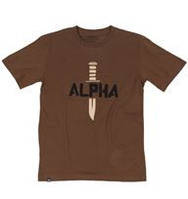Alpha Knife T-shirt