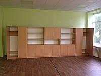Стенка для учебного кабинета 5000*1820*360