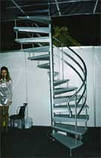 Лестницы винтовые, фото 3