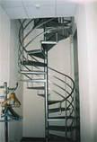 Лестницы винтовые, фото 4