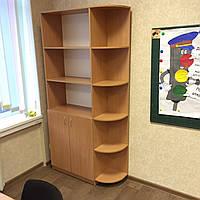 Шкаф для документов угловой