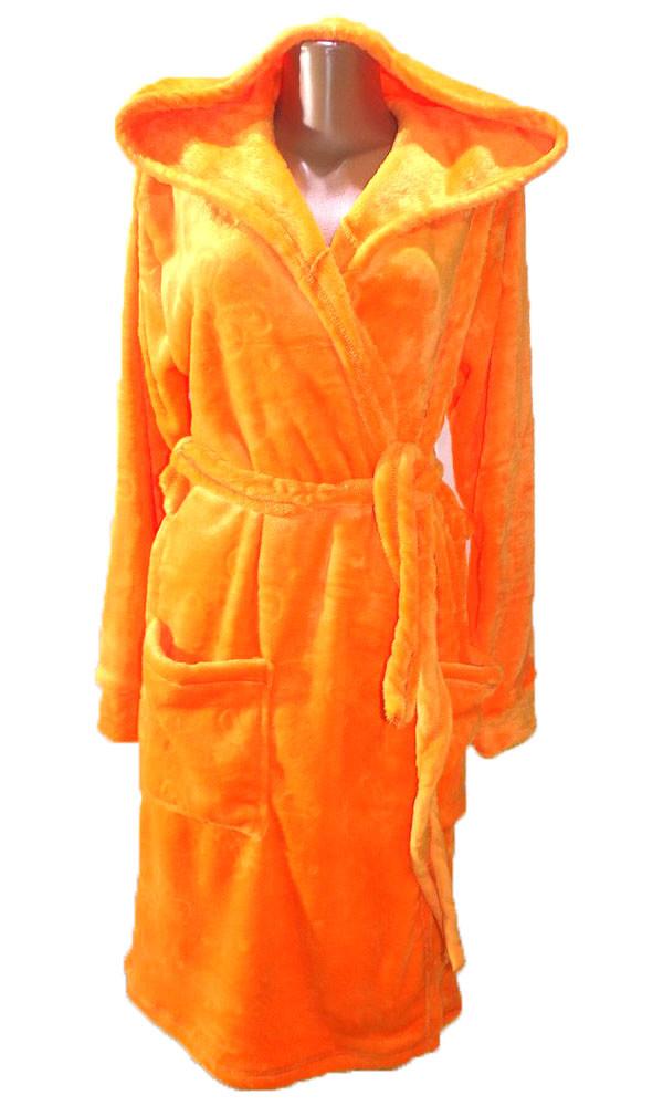 Махровый женский халат р.42-50