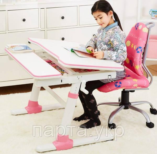 Столы письменные evo 501 Mealux (3 цвета) + настольная лампа