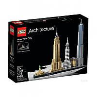 LEGO® Architecture Нью-Йорк 21028