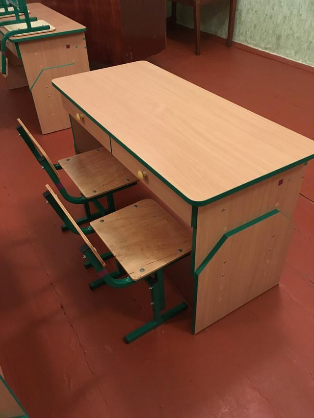 Регулируемая мебель для садика