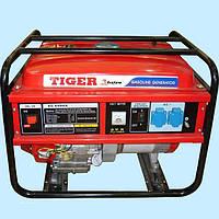 Генератор бензиновый TIGER EC-6500A (5.0 кВт)