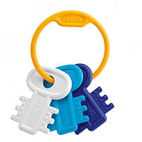 Игрушка-погремушка Chicco Голубые ключики