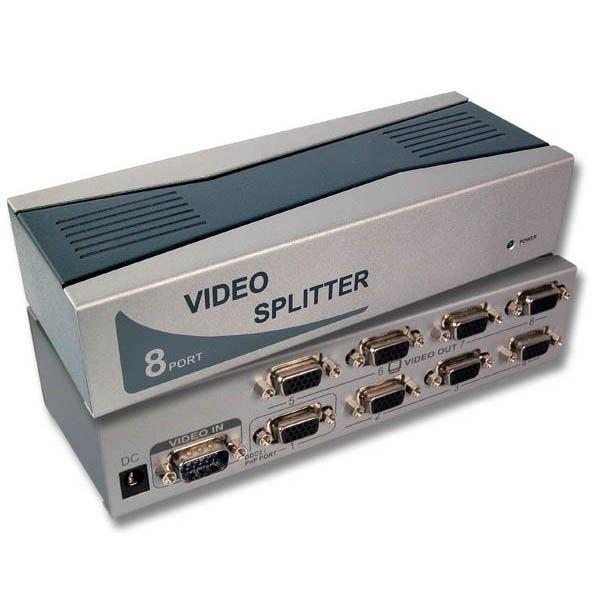 Комутатор моніторний,VGAHD151x4,200Mhz