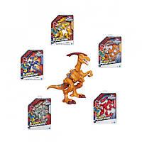 Сборные фигурки динозавров Hasbro в ассорт.