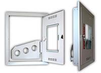 Шкаф пожарный встроенный ППК-01 (540х650)