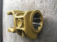Вилка карданного вала под крестовину 24х62 6 или 8 шлицов