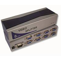 Комутатор моніторний,VGAHD151x8,350Mhz