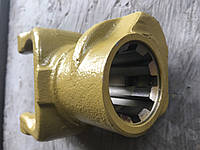 Вилка карданного вала под крестовину 27х74, фото 1